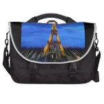 La torre Eiffel París Francia Bolsas Para Portatil