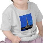 La torre Eiffel París Francia Camiseta
