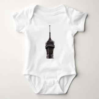 La torre Eiffel París Francia Mameluco De Bebé