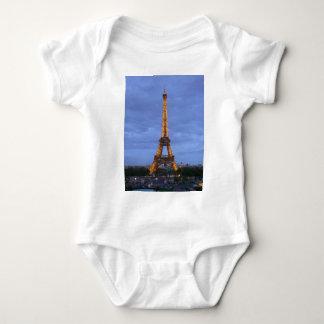 La torre Eiffel París Francia Polera