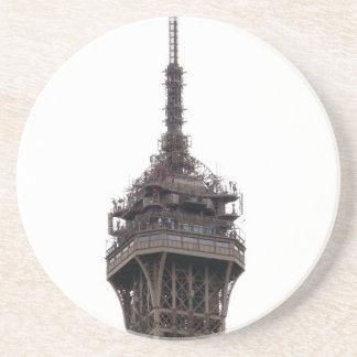 La torre Eiffel París Francia Posavasos Para Bebidas