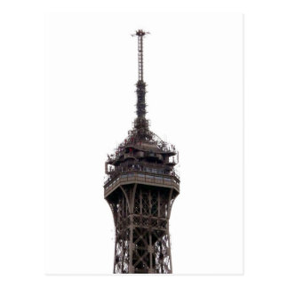 La torre Eiffel París Francia Tarjetas Postales
