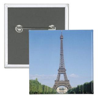 La torre Eiffel Pins