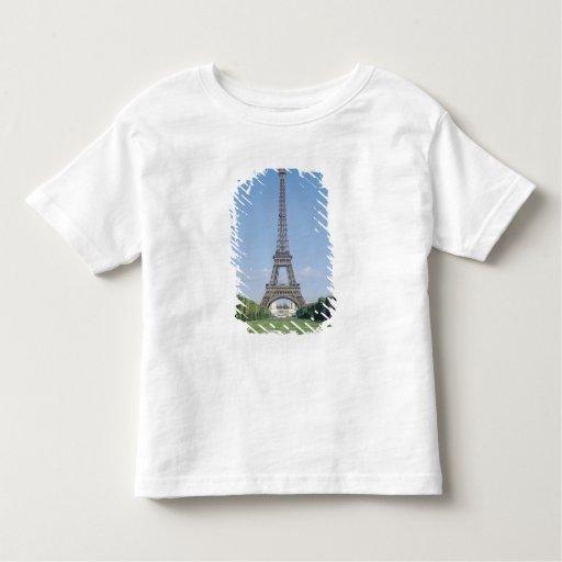 La torre Eiffel Playera