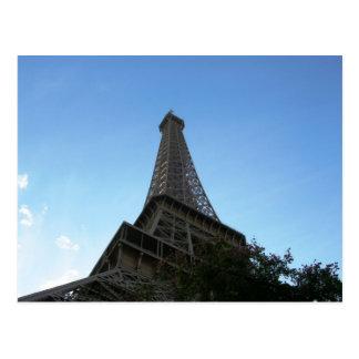 La torre Eiffel Postal