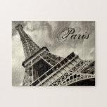 La torre Eiffel, rompecabezas de París