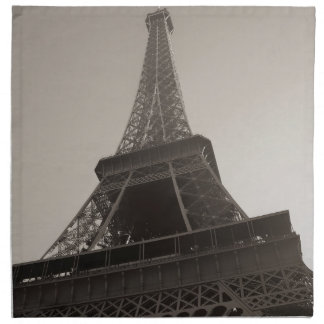 La torre Eiffel Servilletas