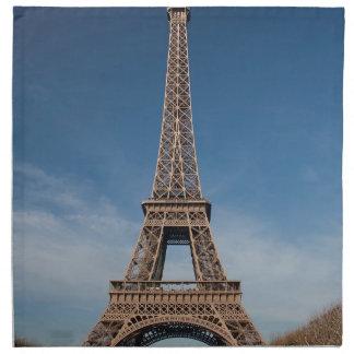 La torre Eiffel Servilleta