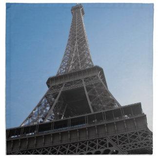 La torre Eiffel Servilletas De Papel