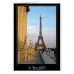 La Torre Eiffel Tarjeton
