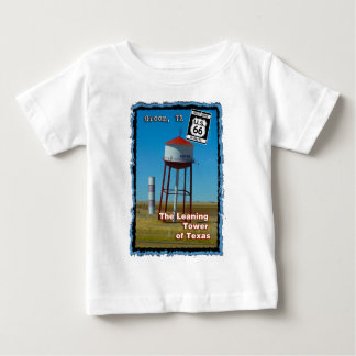 La torre inclinada de Tejas en el novio - T Shirts