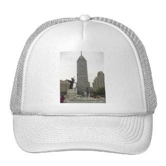 La Torre Latinoamericana desde Bellas Artes Trucker Hat