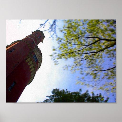 La torre póster