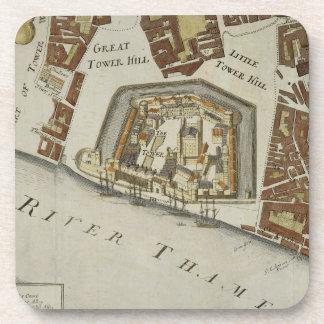 La torre y el St. Catherine, detalle de la torre Posavaso
