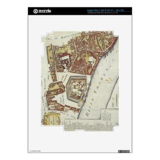 La torre y el St. Catherine, para la 'encuesta sob iPad 3 Skins