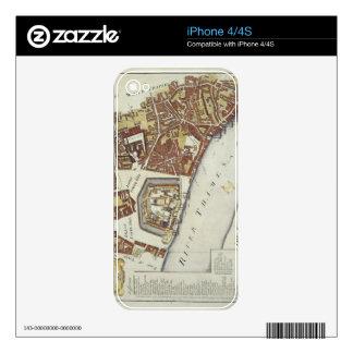 La torre y el St. Catherine, para la 'encuesta sob Skin Para El iPhone 4S