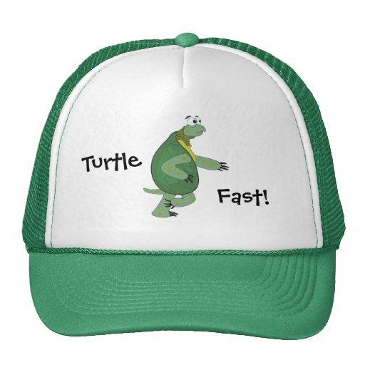 ¡La tortuga ayuna! Gorra