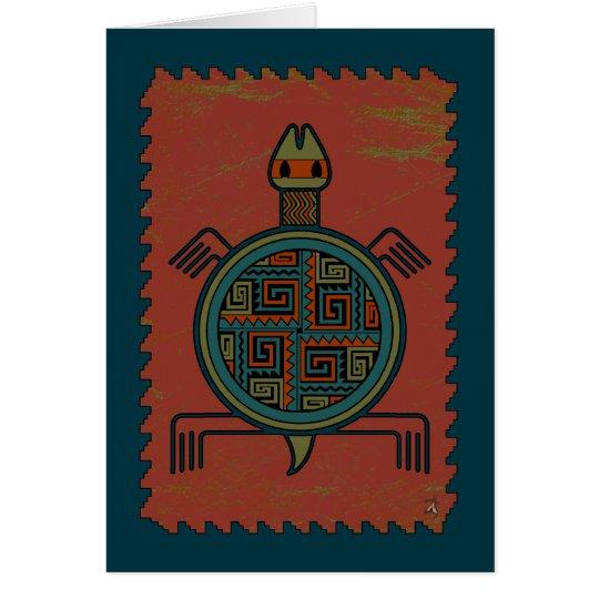 La Tortuga Card