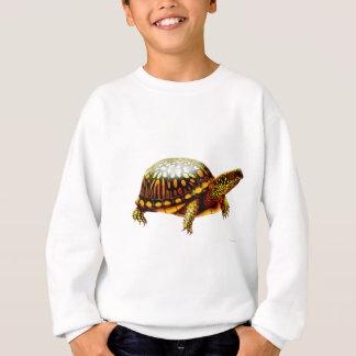 La tortuga de caja del este embroma la camiseta