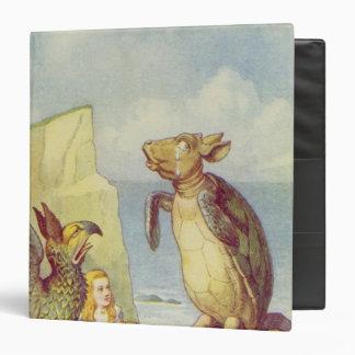 La tortuga falsa y el Gryphon