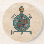 La Tortuga - Turtle Drink Coaster