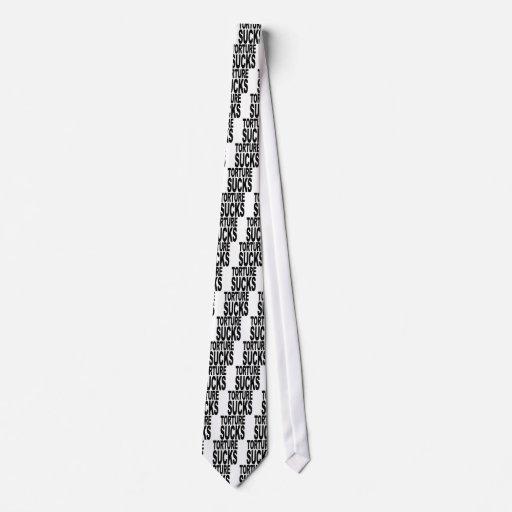 La tortura chupa corbata