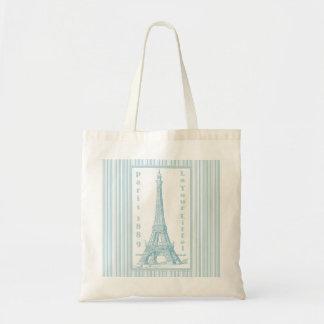 La Tour Eiffel 1889 Tote Bag
