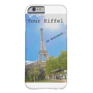 La Tour Eiffel Barely There iPhone 6 Case