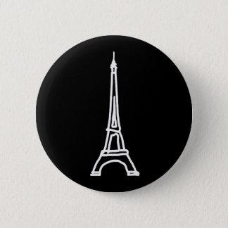 la Tour Eiffel Button