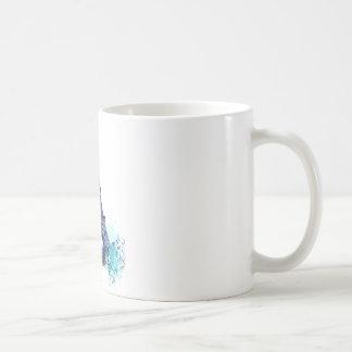 La tour Eiffel  color splash Coffee Mug