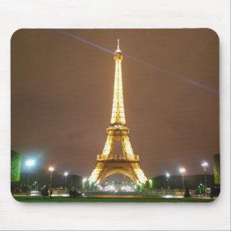 La Tour Eiffel, Eiffel Tower - Paris, France Mouse Pad