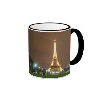 La Tour Eiffel, Eiffel Tower - Paris, France Mugs