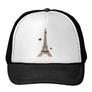 La tour Eiffel Trucker Hat