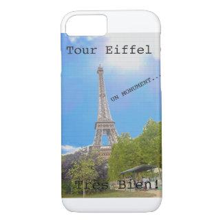 La Tour Eiffel iPhone 8/7 Case