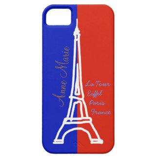 la tour Eiffel Paris personalized iPhone SE/5/5s Case