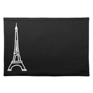 la tour Eiffel Place Mat