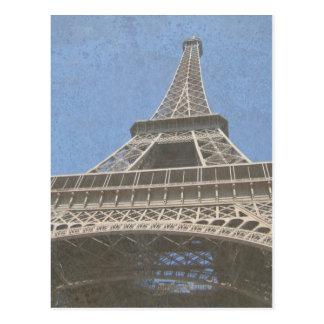 La Tour Eiffel Postcard