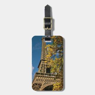 La Tour Eiffel VI Bag Tag