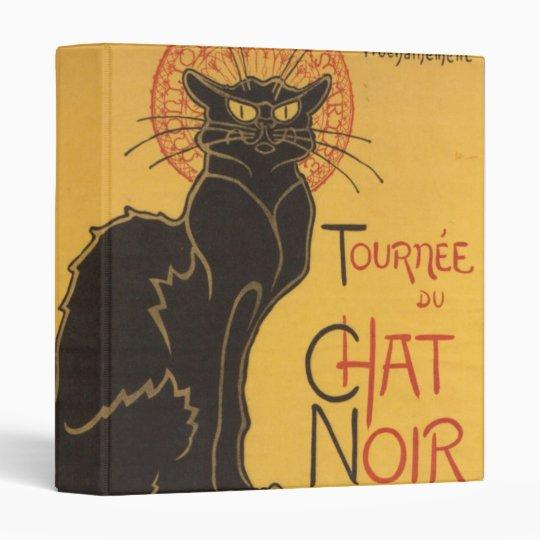 La tournée du Chat Noir Binder