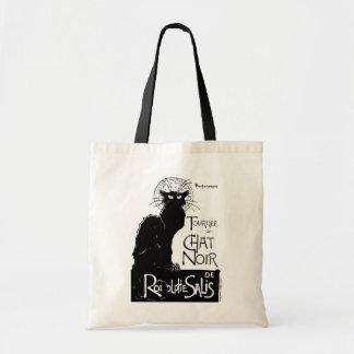 La tournée du Chat Noir Budget Tote Bag
