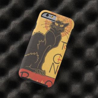 La tournée du Chat Noir iPhone 6 Case
