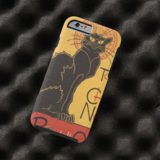 La tournée du Chat Noir Tough iPhone 6 Case