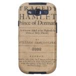 La tragedia de Hamlet Galaxy S3 Carcasa
