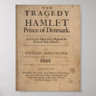 La tragedia de Hamlet Impresiones