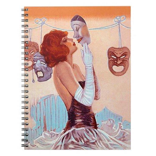 La tragedia de la comedia del diario del cuaderno