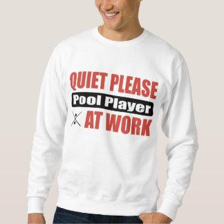 La tranquilidad reúne por favor al jugador en el jersey