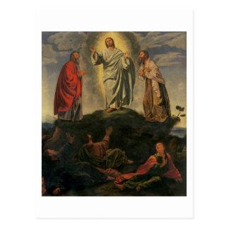 La transfiguración, c.1527-33 (aceite en el panel) tarjetas postales