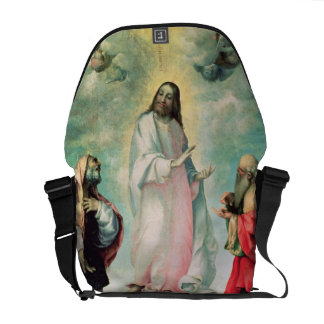 La transfiguración de Cristo, c.1510-12 (aceite en Bolsas Messenger