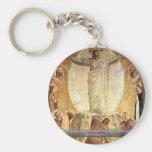La transfiguración de Cristo Llavero Personalizado