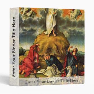 La transfiguración de Cristo por DES Unive de Meis